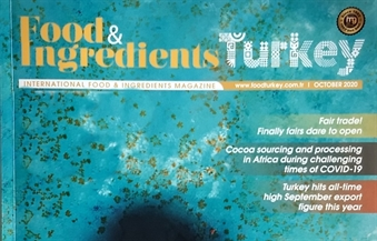 International Food & Ingredients Dergisi Röportajı